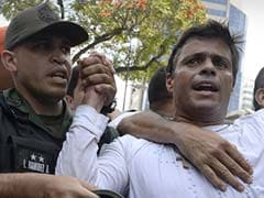 Venezuela Opposition Leader Leopoldo Lopez Jailed for Nearly 14 Years