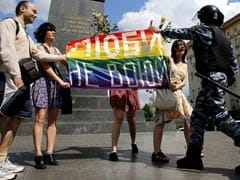 Europe's Top Rights Court Blasts Russian 'Gay Propaganda' Law