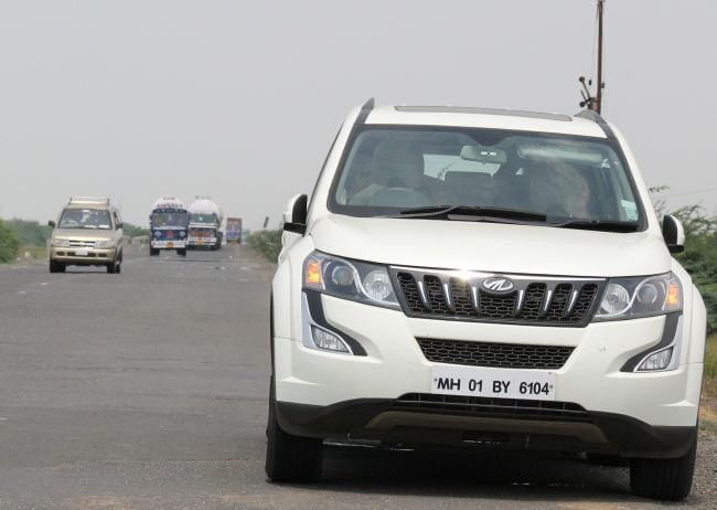 Mahindra XUV500 Automatic Launched In India; Prices Start