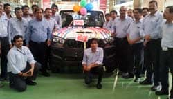 Mahindra's Haridwar Plant Achieves 7 Lakh Units Production Milestone