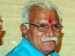 Congress Attacks Haryana Chief Minister On Beef Issue
