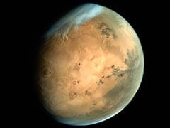 On Its First Birthday, Mangalyaan Flaunts Stunning Images of Mars
