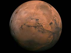 Mega-Tsunamis On Mars Show Life Potential: Study