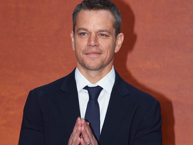 matt damon - photo #9