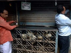 Sena Orders Gurgaon Meat Shops - And KFC - To Close For <i>Navratras</i>
