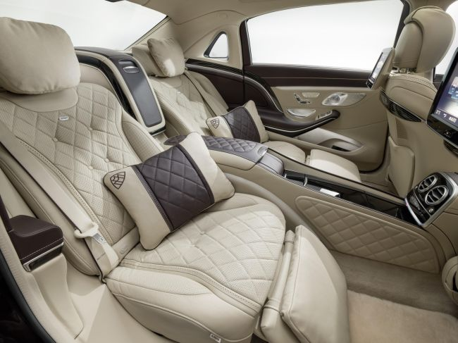 Mercedes maybach s 500 and s 600 launched in india ndtv carandbike for Mercedes benz maybach interior