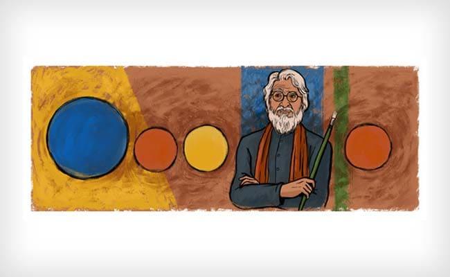 Google Vividly Honours MF Husain on His 100th Birthday