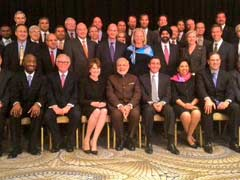 A Push For Make In India At PM Modi's Dinner With Fortune 500 CEOs: 10 Developments