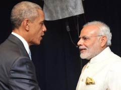 Shiv Sena Takes A Dig At 'Modi-Obama Bond', Asks 'Will Obamas Shift To India'