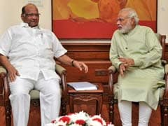 Sharad Pawar Meets PM Narendra Modi, Pitches For Quota For Marathas