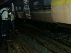 Mumbai Train Slides Off Tracks in Rush Hour, No Injuries