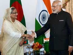 PM Modi Meets Leaders of Bangladesh, Guyana and Vincent and Grenadines