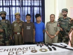 Most Wanted Terrorist Among 7 Arrested by Security Forces in Assam