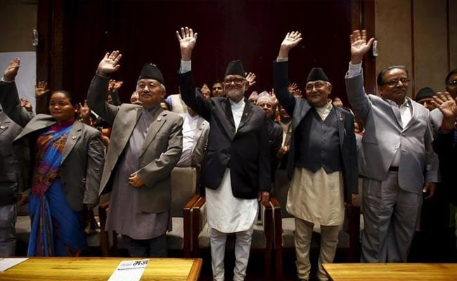Nepal Sets Up 3-Member Committee to Hold Talks With Protesters