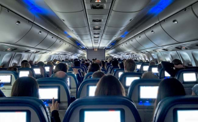 The Dirtiest Places On An Airplane Ranked