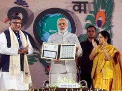 Learnt Hindi While Selling Tea, Says PM Modi