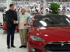 PM Modi Shows Keen Interest in Using Tesla's Power Ball Technology