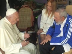 Pope Meets Fidel Castro, Warns Against Ideology on Cuba Trip