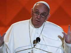 Pope Francis Meets Victims of Clergy Sex Abuse, Says 'God Weeps' for Them