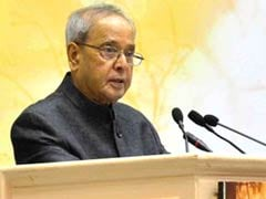 President Pranab Mukherjee Condoles Deaths in Jhabua Blasts, Karnataka Train Accident