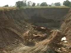 In The Middle of Punjab Villages, 80-Foot-Deep Pits