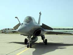 Rafale Fighter Jet Deal Takes Big Step Forward