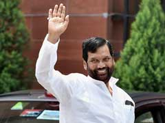 Frame More Quality Standards For Milk Products: Ram Vilas Paswan to BIS