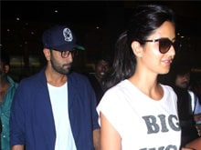 Ranbir Kapoor 'Hurt' by Films Flopping, Says Katrina Kaif