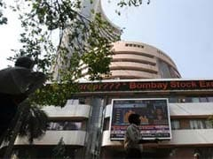 Sensex Volatile Ahead Of Central Bank Decisions, April Expiry