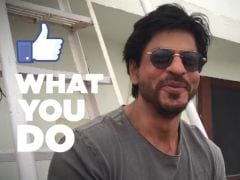 Shah Rukh Khan's Facebook-Style Gyaan, For Those Who Say YOLO a Lot