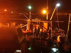 One Killed as Unmarked Ship Fires at Indian Fishing Boat Off Gujarat Coast