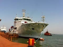 On The Frontline of Exploring India's Seas Is This Floating Laboratory