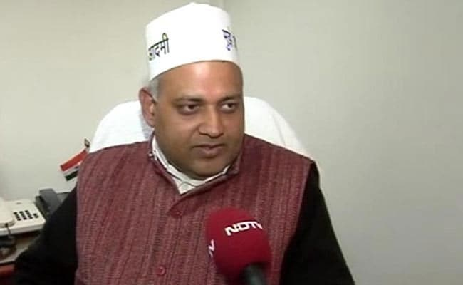 Somnath Bharti, In Disguise, Goes Town To Town: Police