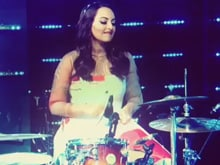 Sonakshi Sinha 'Finally Got to be in a Band'
