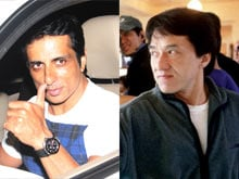 Sonu Sood to Co-Star in Jackie Chan's Kung Fu Yoga