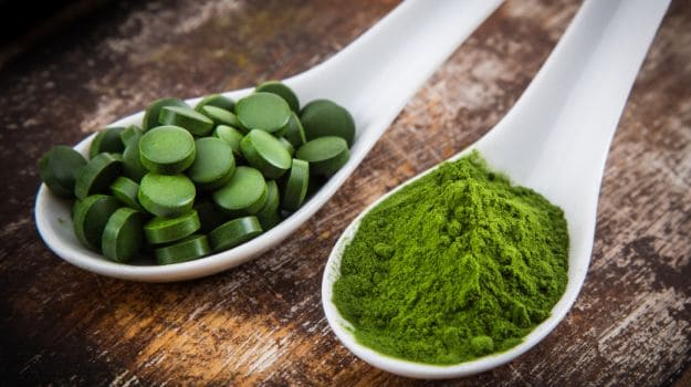 Spirulina: Looks A Little Like Pond Scum, But Is Really A Superfood