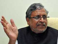 'Half of Nitish Kumar's Ministers, Lawmakers Drink,' Alleges BJP's Sushil Modi
