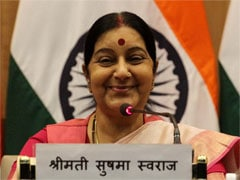 Africa is a Frontier of New Opportunities: Sushma Swaraj