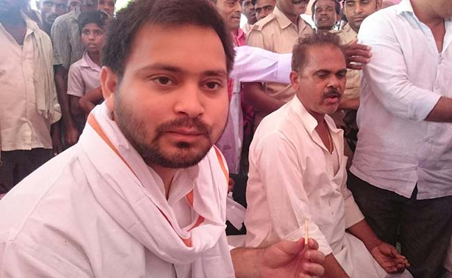 Tejaswi Yadav, Rabri Devi Attack Bihar BJP Leaders Over Returning Gifts