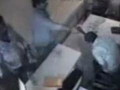 Property Dealer Shot Dead in Thane. Attack Caught on CCTV.