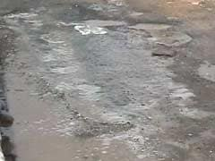 Congress To Hold 'Potholes Exhibition' In Mumbai
