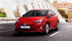 Fourth Generation Toyota Prius Hybrid Launched In India At Rs. 38.96 Lakh