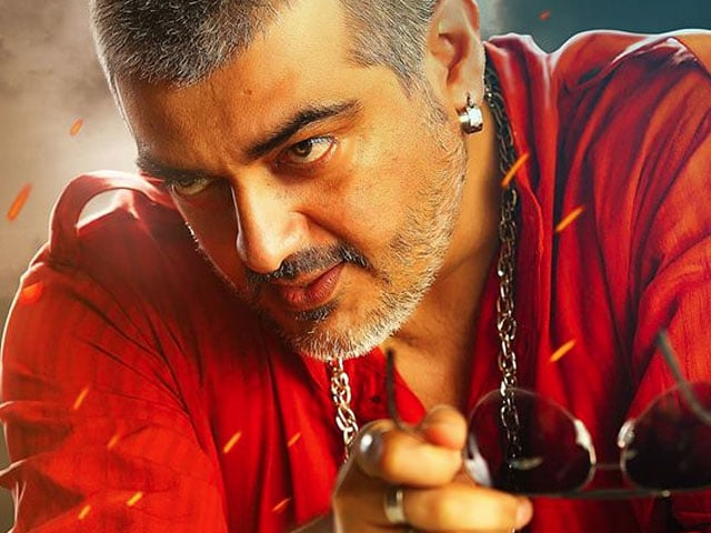 Ajith's 56th Film Titled Vedalam - NDTV Movies