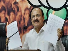 Verdict for NDA in Bihar Would be a Push for Development: Venkaiah Naidu