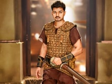 Vijay Treats Family, Friends to Special Screening of Puli