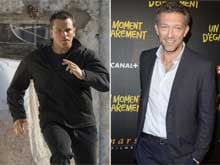 Matt Damon to Battle Vincent Cassel in Fifth Bourne Film