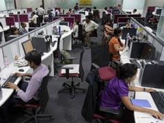 India's Service Industry Growth Cools Slightly In April
