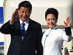 China's President Arrives in Seattle to Meet Tech Titans, Start US Visit