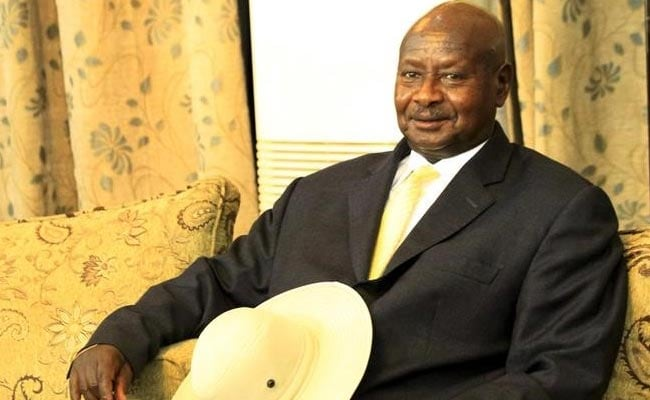 Uganda President Urges Voters To Re-Elect The 'Old Man'
