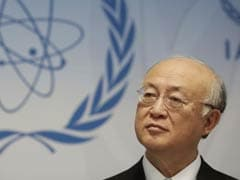 IAEA Chief Yukiya Amano Arrives in Iran for Nuclear Talks
